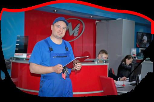 Плановое техническое обслуживание в Запорожье
