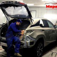 MiraKС STO Kuzovnoj remont rihtovka pokraska polirovk