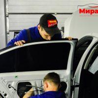 MiraKС STO Kuzovnoj remont bamperov rihtovka pokraska polirovka