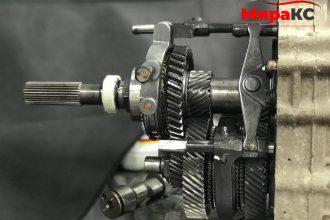 remont korobki peredach AKPP STO MiraKC