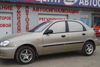 tonirovanie avto Llumar XAN-20 Zaporozh'e MiraKC